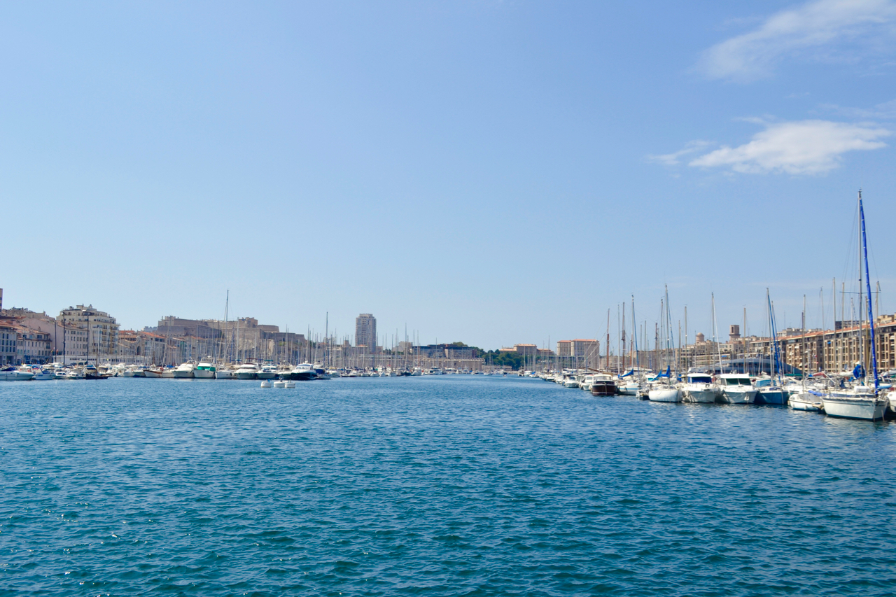 marseille vieux port view gastrogays city harbour