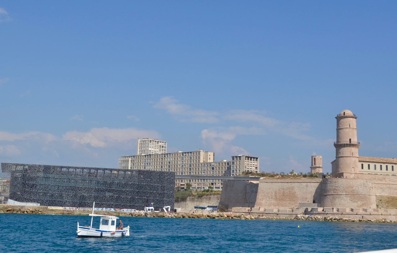 muCEM marseille gastrogays fort st jacques city view