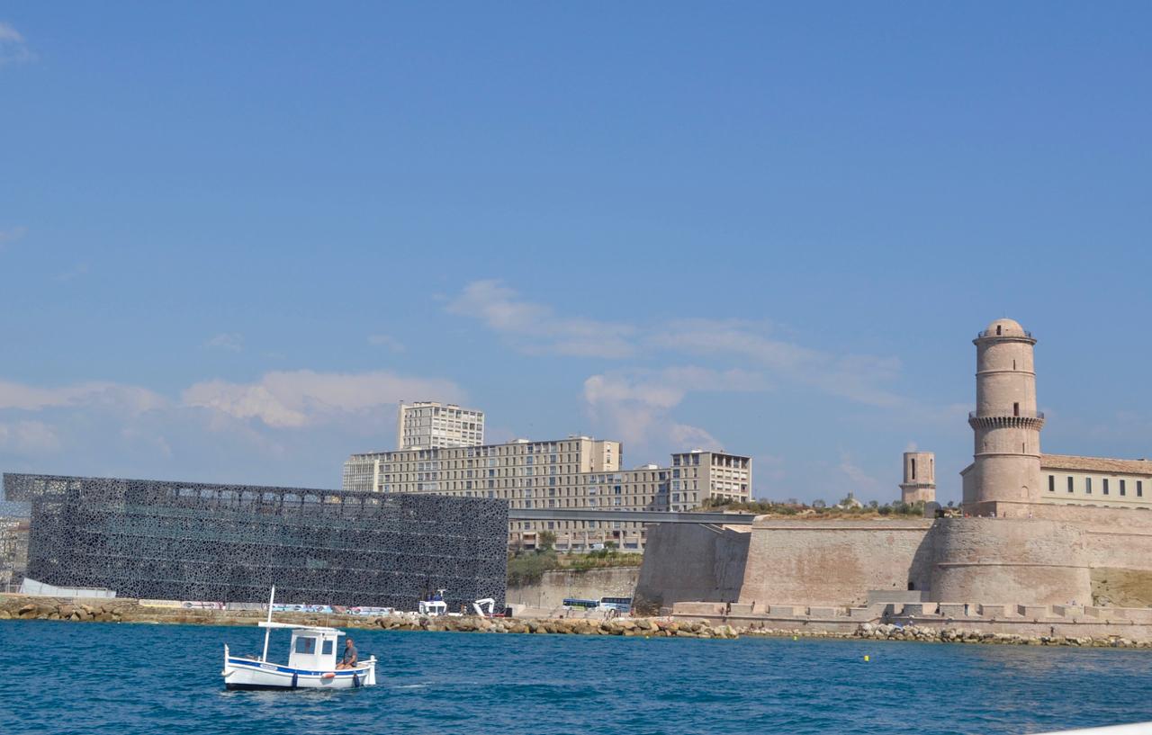 muCEM marseille gastrogays fort st jacques city view