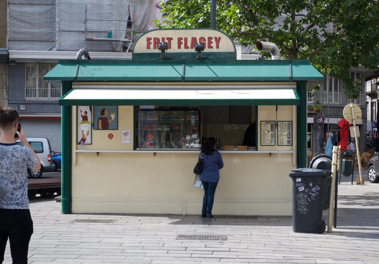 frit flagey frites brussels gastrogays