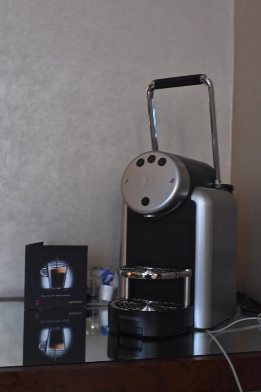 Nespresso machine g hotel galway gastrogays