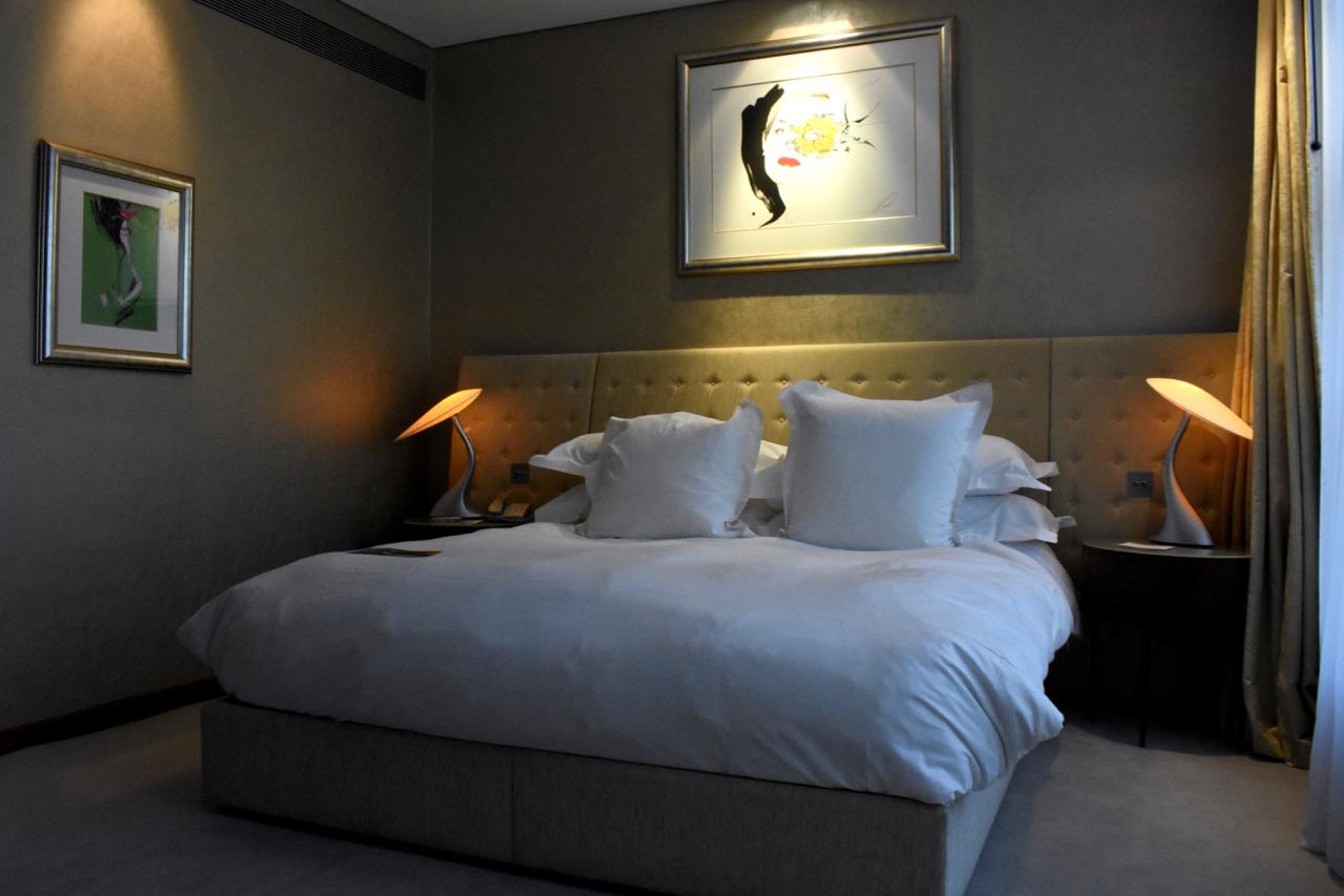 The G Hotel Bedroom gastrogays