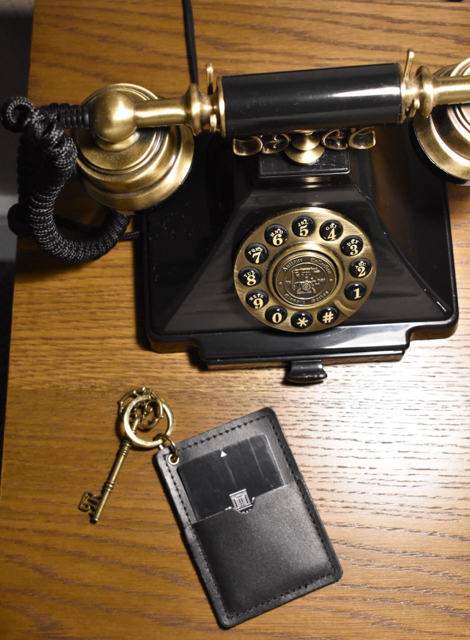old school telephone derry bishops gate hotel