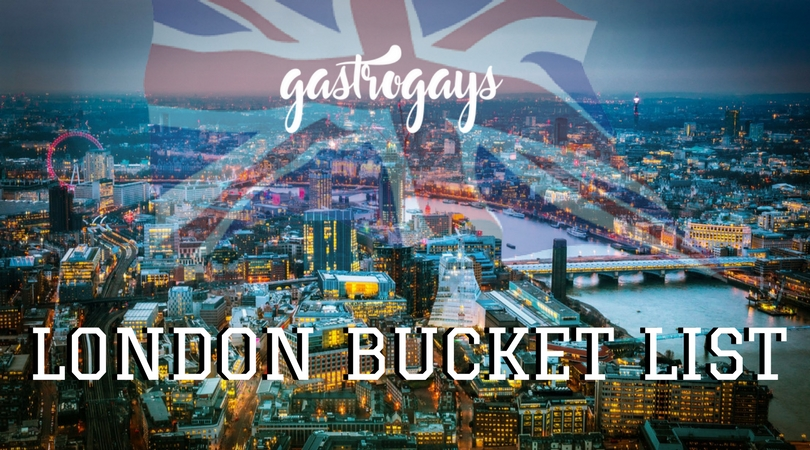 london-bucket-list