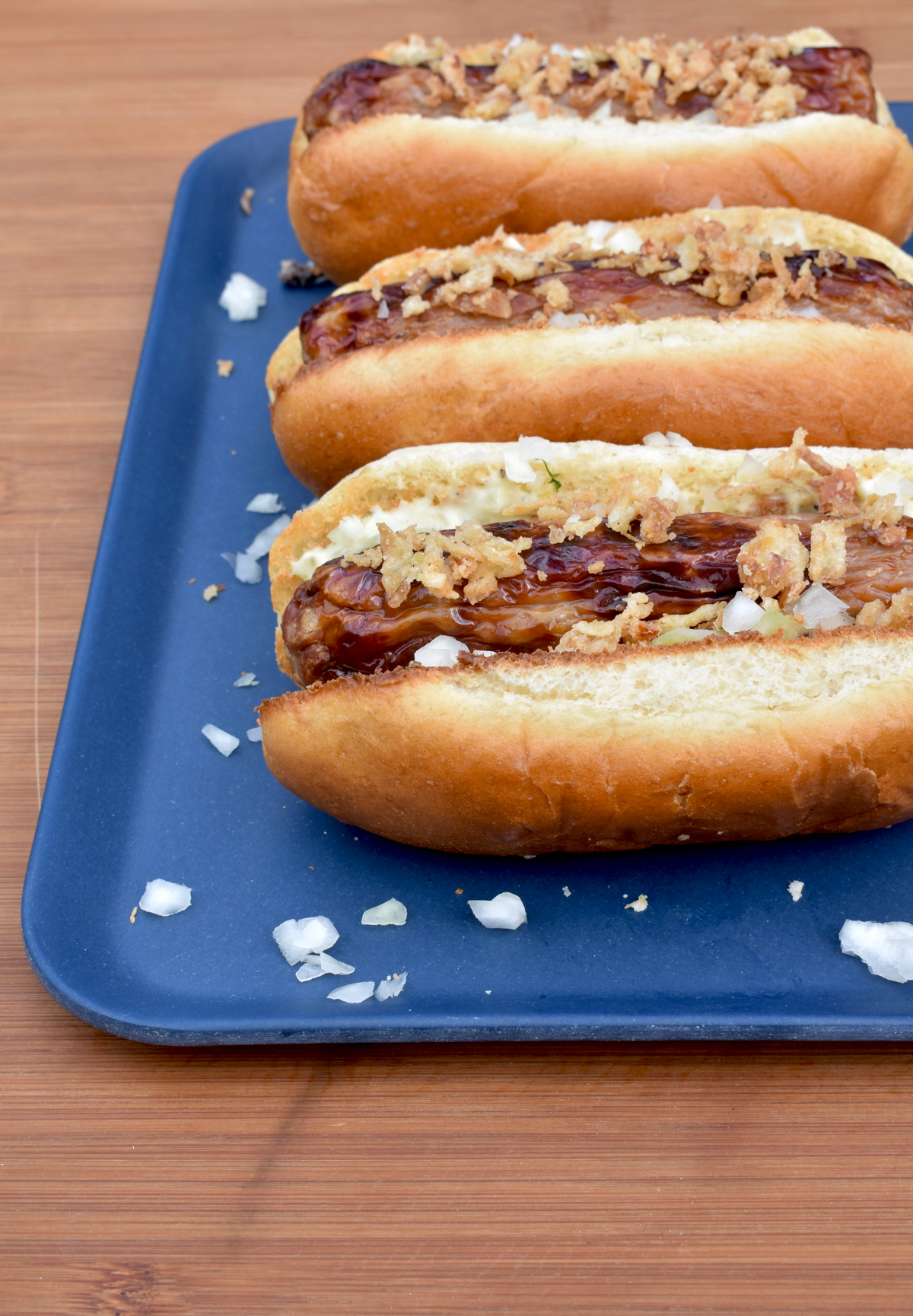 Iclandic Lamb Hot Dogs Recipe