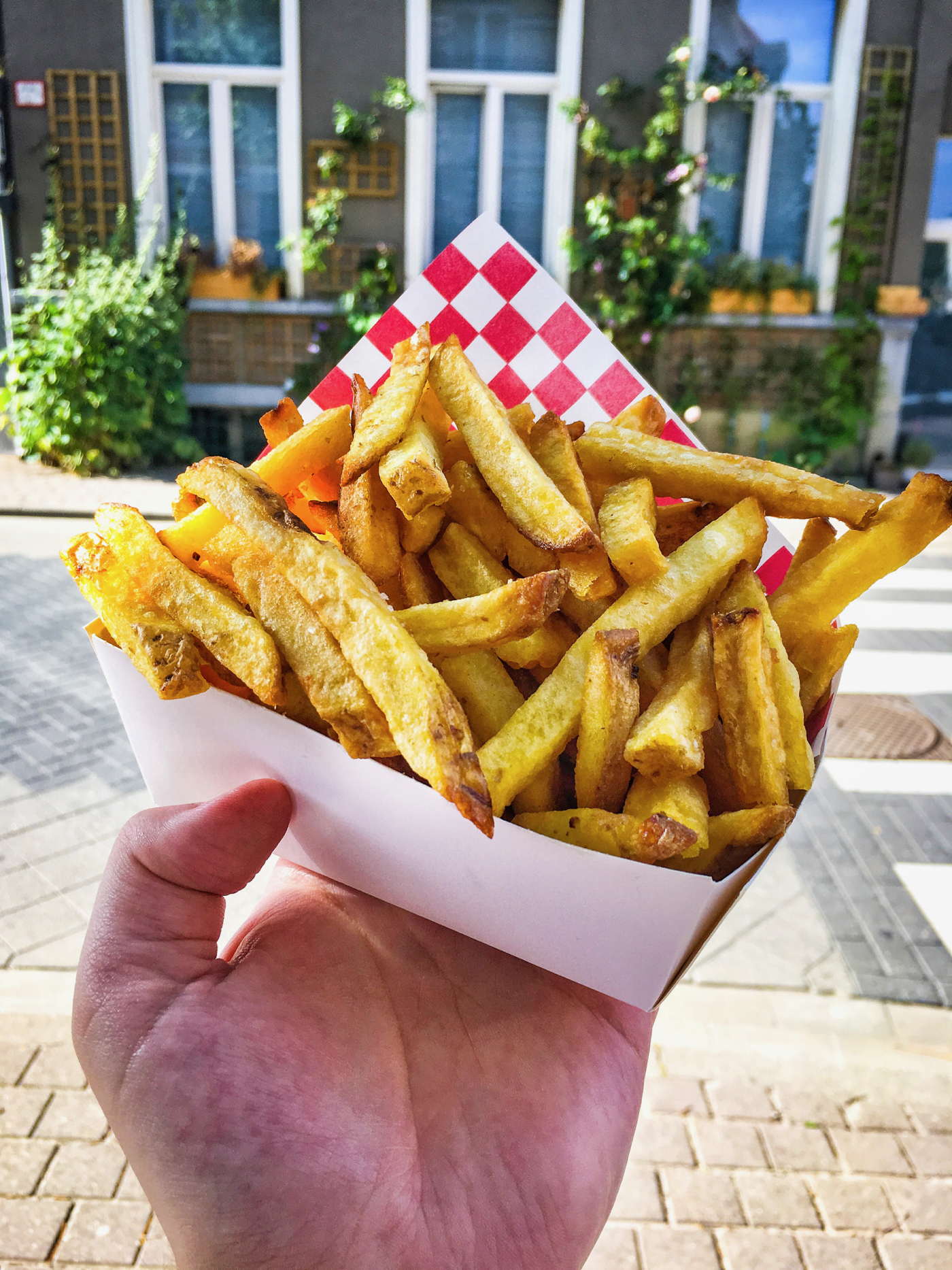 Haute Frituur, antwerp, frites, belgian frites