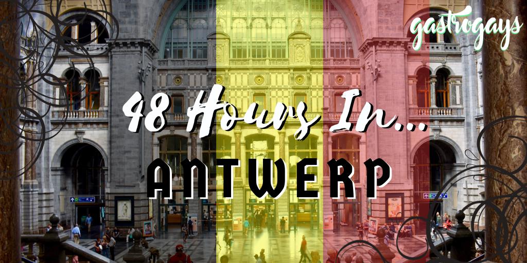 Adult Guide in Antwerp