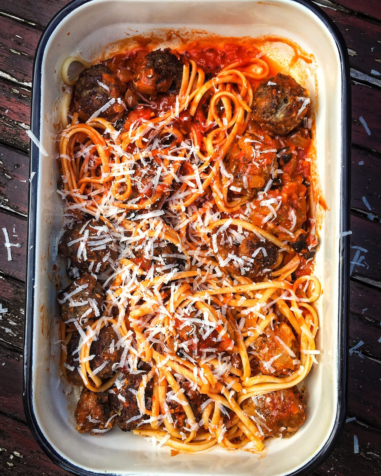 meatballs, spaghetti, gastrogays recipe, gorgonzola meatballs