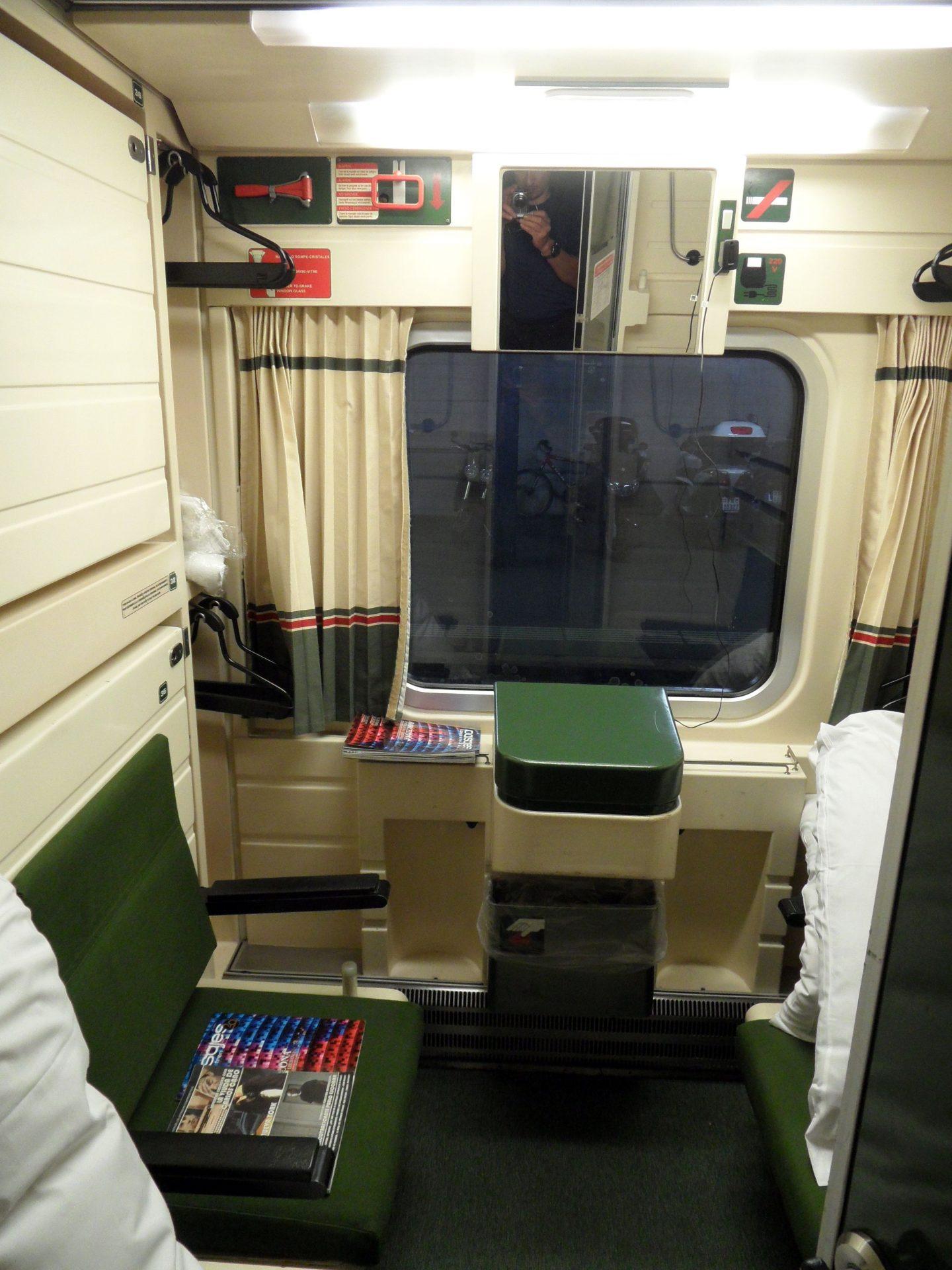 trenhotel overnight from lisbon to madrid gastrogays