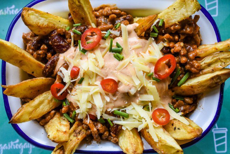 taco fries, taco chips, friday food, feast, food, takeaway, fakeaway