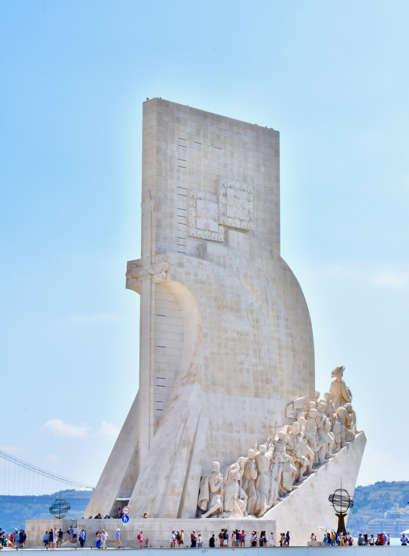 48 Hours In Lisbon Gastrogays Parts Of A Tall Ship For Pinterest Padro Dos Descobrimentos