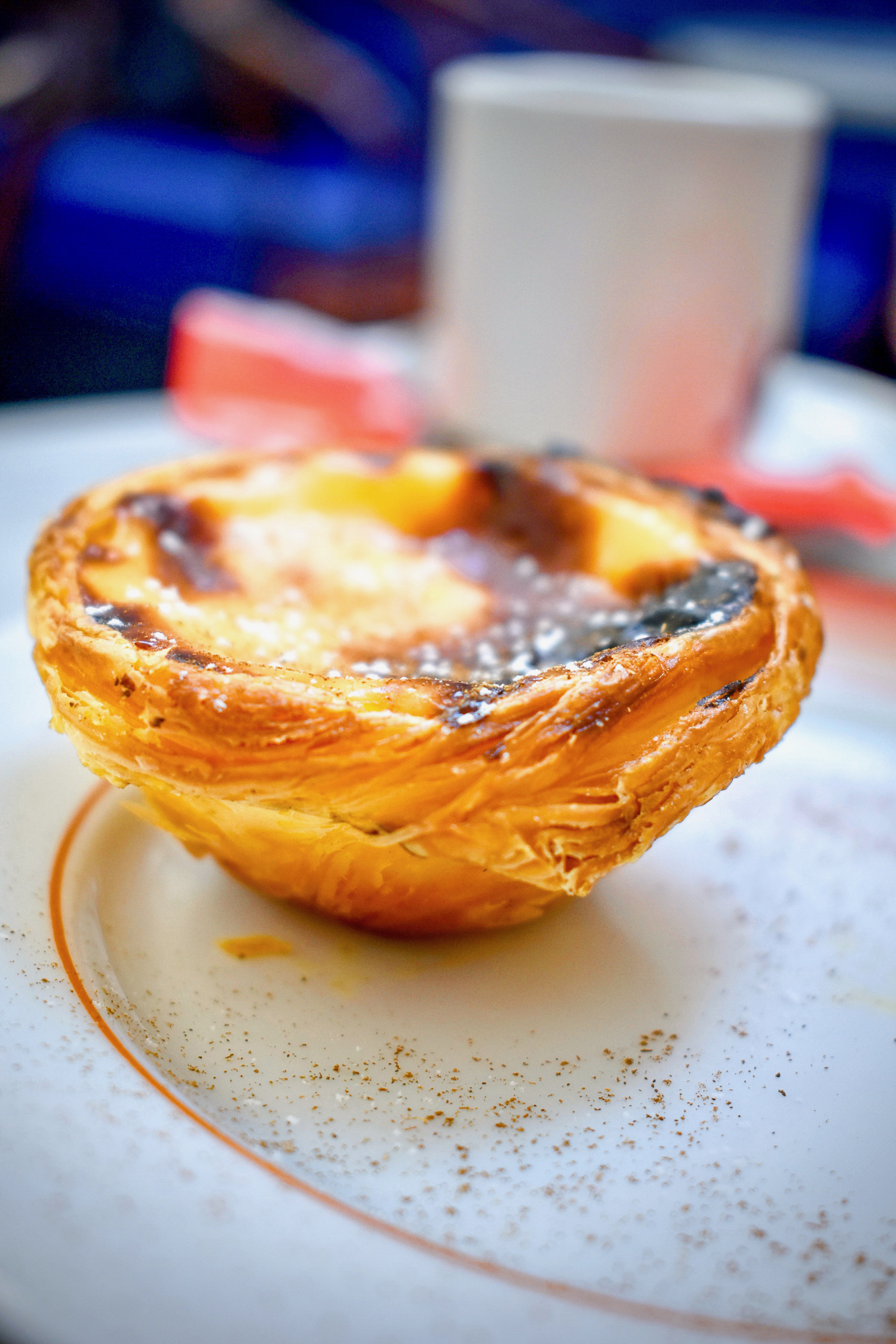 The Best Pastéis De Nata Custard Tarts In Lisbon Gastrogays