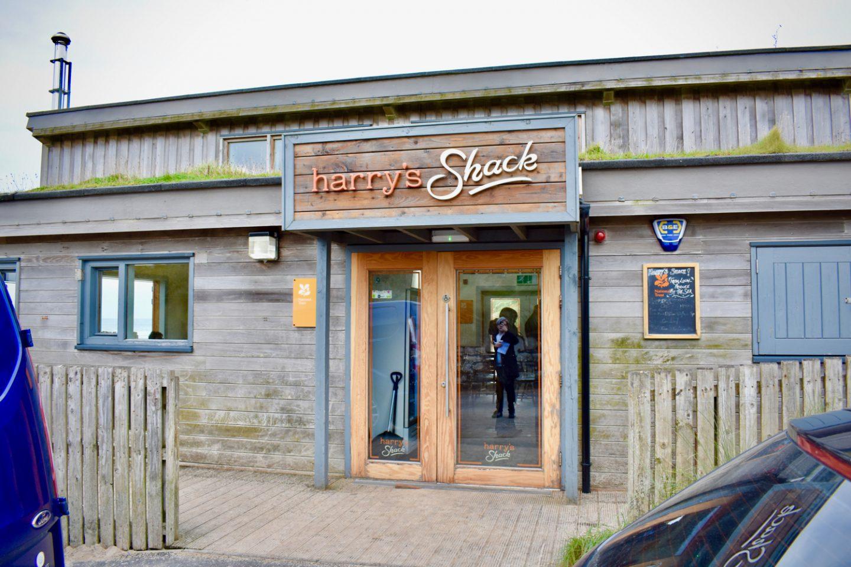 Harry's Shack, Portstewart Strand | GastroGays
