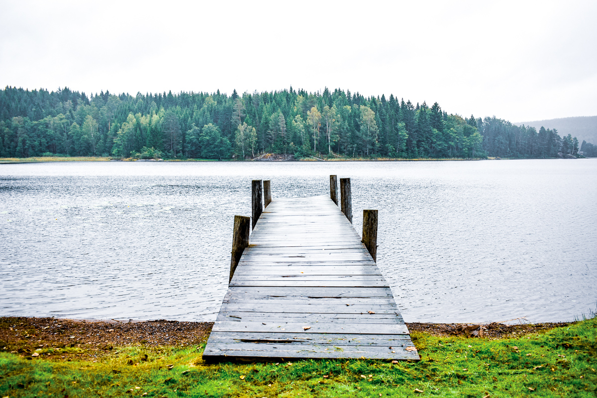 naturbyn sweden varmland Lake Eldana