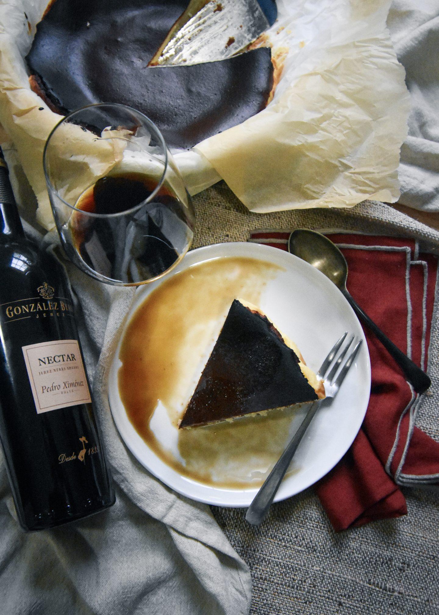 Basque Cheesecake Tarta De Queso Gastrogays