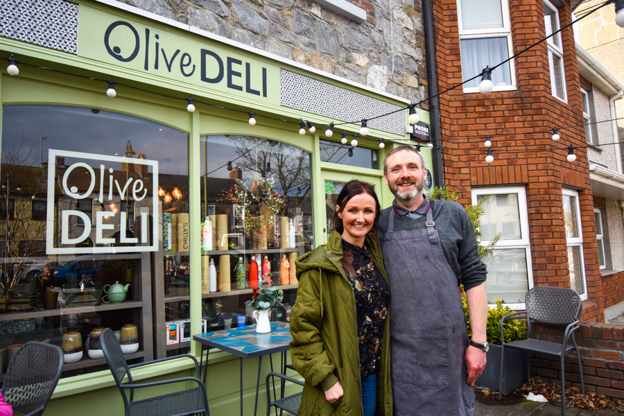 Olive cafe skerries, Olive Deli skerries, Deirdre Fahy Olive Skerries, Colm Olive Skerries, Just Ask Bord Bia, Just Ask restaurant award, Georgina Campbell Ireland Guide just ask, best cafe skerries, top restaurants skerries, peter dorrity Olive Skerries, Olive lunch Skerries, Olive deli counter skerries, best coffee skerries, cafe irie Temple Bar